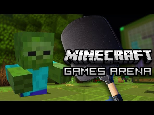 Minecraft: WHACK A ZOMBIE & MORE!