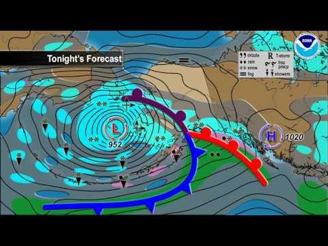 December 13, 2015 Alaska Weather Daily Briefing