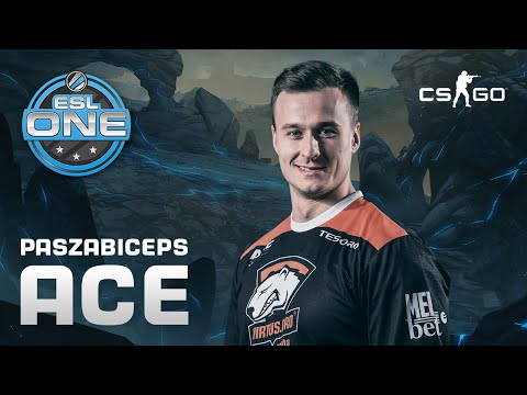 pasha's ace vs. LDLC - ESL One Cologne 2014 - Counter-Strike: Global Offensive