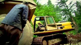Goldrausch In Alaska - Haarscharf Vorbei!
