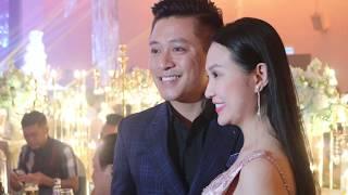Tuấn Hưng dẫn vợ và con trai vào Sài Gòn dự đám cưới ca sĩ Lâm Vũ