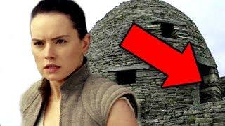 Star Wars LAST JEDI Breakdown - All Easter Eggs & References (FULL MOVIE)