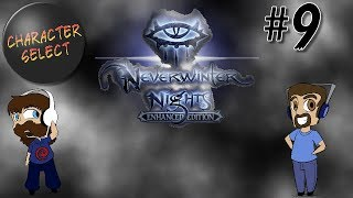 Neverwinter Nights Part 9 - Cardinal Confusion - CharacterSelect