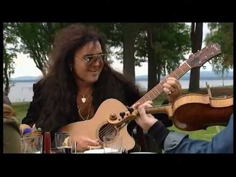 Yngwie Malmsteen 2 Tracks Live  Swedish Tv 2011 Oct 23 [ High Quality ] video