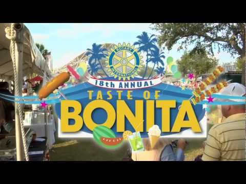 2011 Taste of Bonita Springs, FL - Video production services provided by MyitownTV, Naples