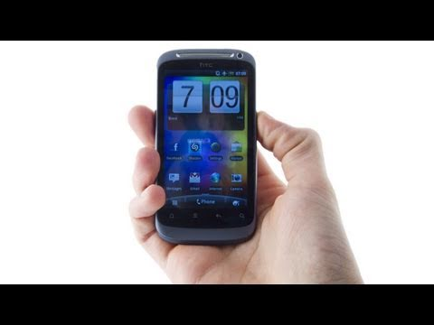Video: HTC Desire S Review