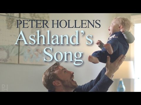 Ashland's Song - Peter Hollens - Original from Newest Album - on iTunes