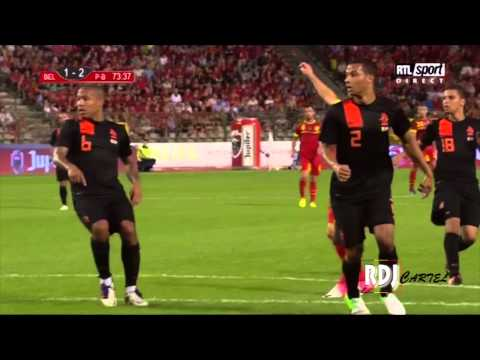 BELGIUM's highlights 4-2 Netherlands | Friendly | 2012/08/15