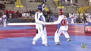 Highlights Combattimenti Festival 50° Anniversario  #Taekwondo #ItaTkd #FITA