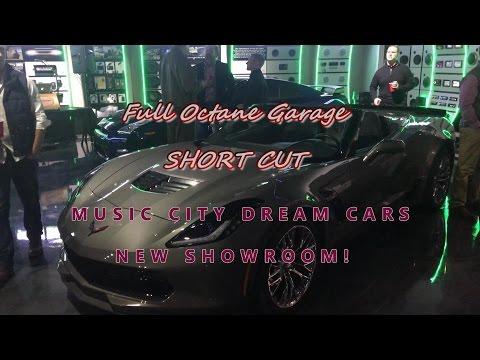 Music City Dream Cars New Showroom Celebration!