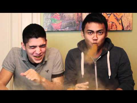 THE CINNAMON CHALLENGE!