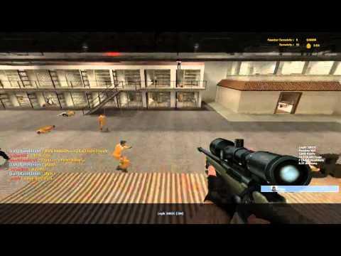 Jailbreak Griefing - TmF Gaming