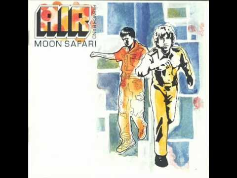 Air - New Star In The Sky
