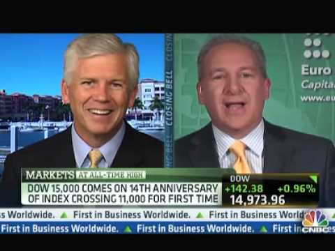 Peter Schiff: When Next Fed Bubble Bursts It Will Make 2008 Look Like Sunday Picnic