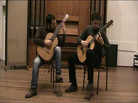 Cancion y Danza n.7 - Federic Mompou (Trascr. Carlo Marchione)-(Live in Maastricht)