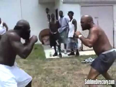 Kimbo Slice The Street Fighter Vs Big Smoke Best Of Street Fights HQ