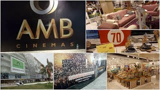 India's Largest Mall in Hyderabad   Sarath City Capital Mall   AMB Cinemas   Danube home