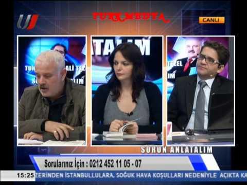 EMEKLİLİKTE YAŞA TAKILANLAR-ALİ TEZEL-UZAY TV-SORUN ANLATALIM-(03/12/2013)-TÜRK MEDYA SUNAR.