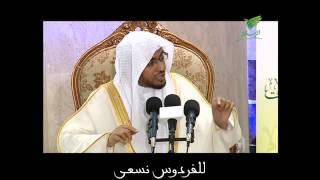 صلاة الأوابين | الشيخ صالح المغامسي