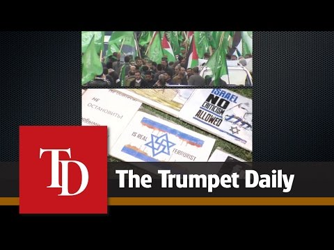 Britain Turns Against Israel - The Trumpet Daily