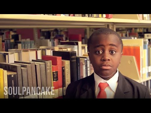 Kid President s Pep Talk to Teachers and Students!