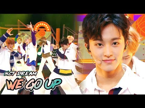 [HOT] NCT DREAM - We Go Up , 엔시티 드림 - We Go Up Show Music Core 20180908
