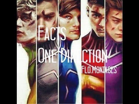 One Direction Fact Partie 3 (Francais)