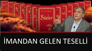 Prof. Dr. Şener Dilek - Şualar - Sh295 - İmandan Gelen Teselli