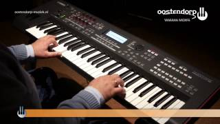 Yamaha MOXF6 | Sound and Performance | Synthesizer