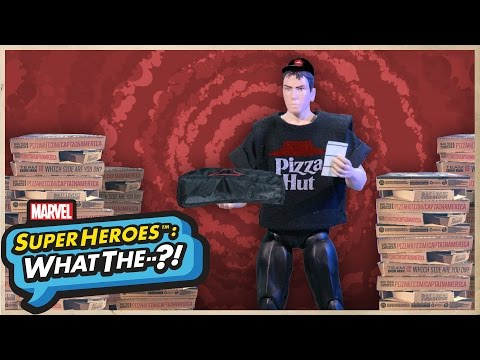 The Secret Origin of Delivery-Man - Marvel Super Heroes: What The--?!