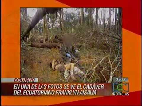 Fotos inéditas de la operación donde murió Raúl Reyes