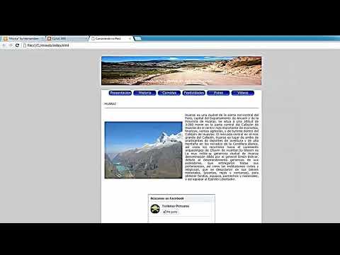 Dreamweaver - Insertando Reproductor de Música en la web. Parte 7