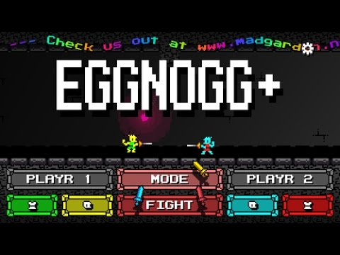 EGGNOGG   #1 ft  JustPlayGames