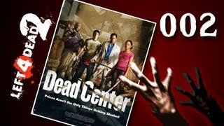 Let's Play Together Left 4 Dead 2 #002 - Granaten für die Witch [720p] [deutsch]