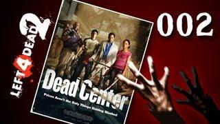 Let's Play Together Left 4 Dead 2 #002 - Granaten für die Witch [720p] [deutsch]
