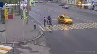 Dava 2017 Trafik Kavğası 2017 Kaliningrad Fight Respect 2017
