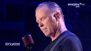 Metallica Nothing Else Matters Live At Rock Am Ring 2014
