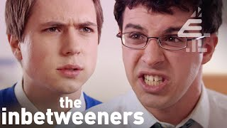 BEST OF THE INBETWEENERS | All The Funniest Moments | Series 2