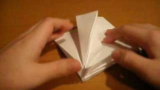 How To Make A Origami Bird Base/crane Base