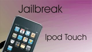 Como Fazer Jailbreak do Ipod 2G MC [TUTORIAL]