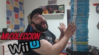 Mi colección de juegos de Wiiu | mas de 40 juegos!!