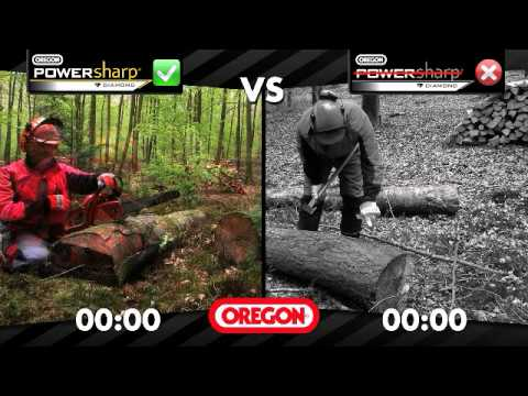 PowerSharp Chainsaw Bars & Chains from ClarkForest
