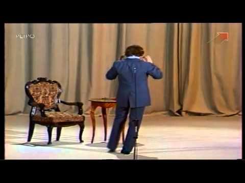 Андрей Миронов в театре Сатиры