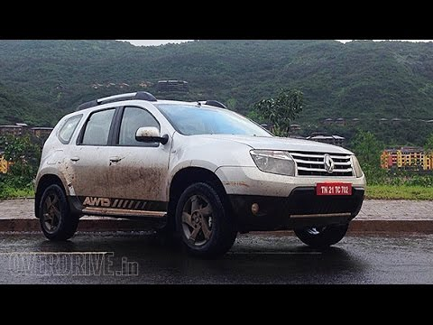 2014 Renault Duster AWD - First Drive Review (India)