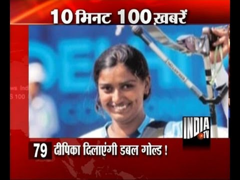 News 100 - 18th May 2013, 11.00 AM, Part 2