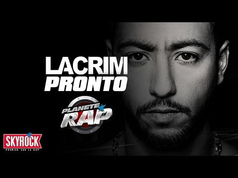 Lacrim  Pronto En Live Dans Planète Rap video