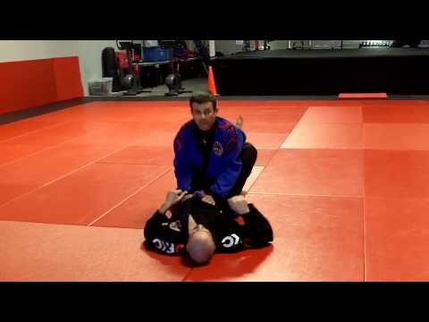 Jiu Jitsu Techniques - Low Guard Pass Image 1