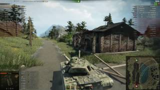 World of Tanks T110E5 TT15 260