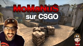[CSGO] MoMaNuS en MM - Rank Eagle Laurier