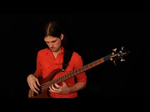 Beastly Arpeggios 1 - 7th Chords (Advanced Bass Arpeggios Exercise)